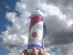 ▶ Girls on the Run Coach Bottle - YouTube  Make yours: http://GirlsontheRun.Aquavation.Org
