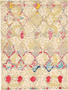 Area Rug Barcelona Beige Contemporary Modern Abstract | Rugs ...