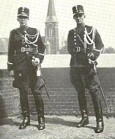 Uniformen Koninklijke Marechausseee 1940/43, pin by Paolo Marzioli