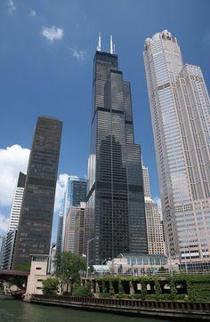 Willis Tower - Wikipedia, the free encyclopedia