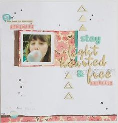 stay light hearted and free spirited by cococricketsmama at Studio Calico