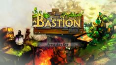 Zenith Will Play - Bastion NG+ Part Rediscovering Zulf Kill It With Fire, Design Squad, Open Games, Game Logo Design, Ui Design, Graphic Design, Game Gui, Game Title, Game Interface