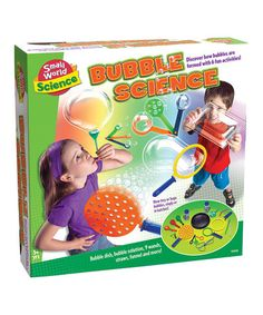 Look what I found on #zulily! Bubble Science Kit #zulilyfinds