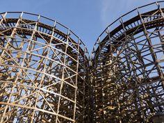 Efteling - Roller Coasters: Joris en de Draak