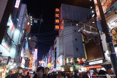 There are a number of fun things to do in Osaka in 3 days, like visiting the lively Dotonbori area, the Osaka aquarium and Universal Studios Japan. Osaka Japan Things To Do, Universal Studios Japan, Times Square, Stuff To Do, Adventure, Day, Travel, Trips, Viajes