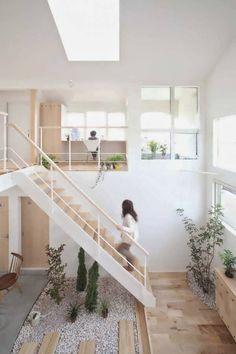 Japanese House Minimalist Design With Kofunaki House