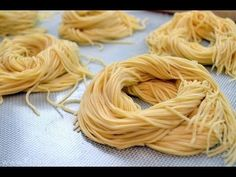▶ How to Make Spaghetti with KitchenAid® - YouTube  Looking forward to trying some gluten free recipes
