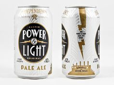 Power and Light Pale Ale by Jose Canales