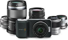 Blackmagic Pocket Cinema Camera A true Super 16 digital film camera that's small enough to take anywhere! Digital Cinema, Digital Film, Camera Test, Film Camera, Black Magic Camera, Mobiles, Blackmagic Cinema Camera, Nikon, Camera Prices