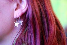 Star earrings = starrings at IMWe 2014