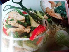 Smoked Chicken Salad Recipe (in ginger dressing) - Powered by Smoked Chicken Salad, Chicken Salad Recipes, Dressing, Meat, Food, Meals, Yemek, Eten