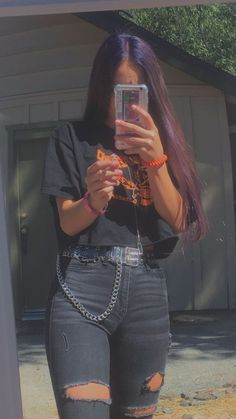 Grunge Style Outfits, Retro Outfits, Cute Casual Outfits, Vintage Outfits, Fashion Vintage, Vintage Style, Girly Outfits, Couple Outfits, Simple Edgy Outfits