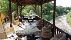 Dining under the star studded African sky makes for an outstanding safari experience leaving guests with fond memories of their stay. River Lodge, Under The Stars, Safari, African, Patio, Sky, Memories, Dining, Places