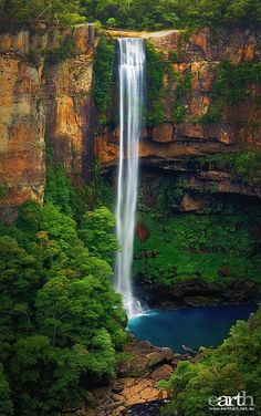 hours from sydney Fitzroy Falls, Morton National Park, Southern Highlands, New South Wales, Australia Visit Australia, Australia Travel, South Australia, Beautiful Waterfalls, Beautiful Landscapes, Lombok, Places To Travel, Places To See, Travel Oz