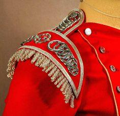 British, (New Brunswick) Regt of Foot, Officer : Historical Twist Store, Museum Quality American Uniform, Fort Erie, War Of 1812, Arts Award, New Brunswick, Napoleonic Wars, Gold Art, British Army, Regency