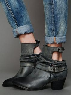 Free People Outpost Ankle Boot, $198.00
