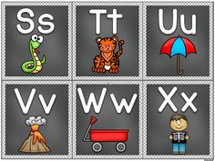 Page 4 of 5 Alphabet Posters, Fall Bulletin Boards, Vip Kid, English Alphabet, Pre School, Homework, Kids, Angel, Young Children