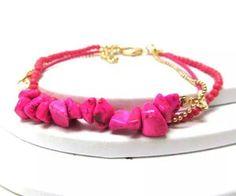 Hot pink bracelet - $5.00 #onselz