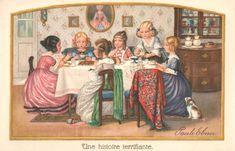 Pauli Ebner (1873-1949) — Old Post Cards (940x604)