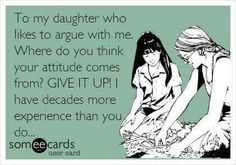Mothers & Daughters ~ Love it!