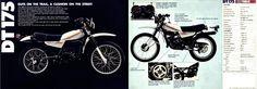 Yamaha DT175 Sales Brochure 1980 | Denise & Rick | Flickr