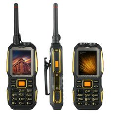 0bcf31565e0 MAFAM M2 2.4 Inch 4000mAh UHF Walkie Talkie Handheld SOS Dual SIM Card FM  Power Bank · Mobile Phone ...