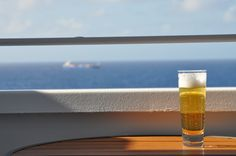A Beer In The Ionian Sea