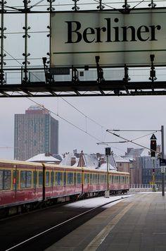 All sizes | Berlin S-Bahn, via Flickr.