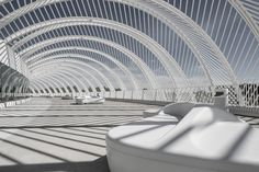 Florida Polytechnic University, Florida | Santiago Calatrava; Photo: Julian Parkinson | Archinect