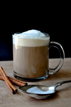 Farmgirl Gourmet: Delicious Recipes for the Home Cook.: Easy Cinnamon Dolce Latte