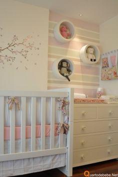 quarto de bebe rosa com baixo custo 1