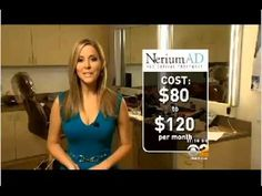 Amazing Nerium Review from CBS Los Angeles  for more information go to my webpage the product is only $80 a month…  www.agiar.nerium.com