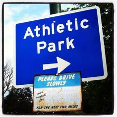 Athletic Park, Chaska, MN <3