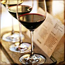 Flights of Wine - The Wine Kitchen - Leesburg, VA- voted Best Wine Bar by I am Modern