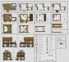 Minecraft blueprint Minecraft stuff Pinterest Minecraft