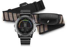 Garmin Fenix 3 Sapphire GPS Watch + Heart Rate Monitor Sapphire #runninggpswatch