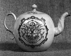 Wedgwood Punchpot V & A Museum London c.1764 height 7.1 inches.