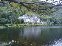 Kylemore Abbey Ireland