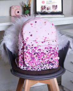 Girly Backpacks, Cute Mini Backpacks, Colorful Backpacks, Stylish Backpacks, School Bags For Girls, Girls Bags, Monkey Bag, Minnie Mouse Backpack, Hello Kitty Shoes