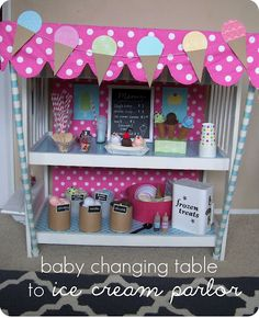 Adorable for baby's first birthday or baby shower!