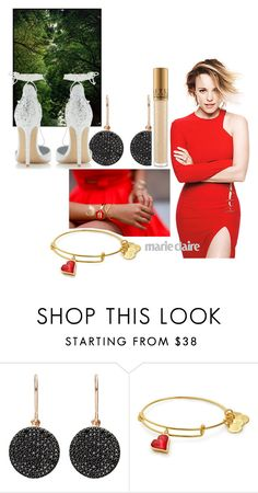 """Untitled #4620"" by mariaisabel701 ❤ liked on Polyvore featuring Astley Clarke, MAC Cosmetics and Dune"