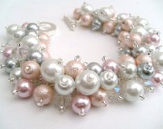 blush pearls - Google Search