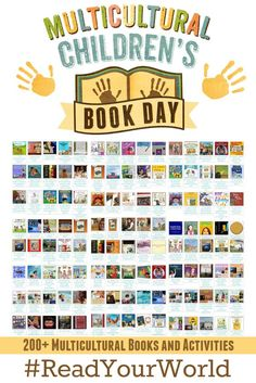 200+ Multicultural Books and Activities for Kids to explore their world.: