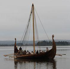 Spennandi, um eydnast føroyingum at fáa egið víkingaskip.
