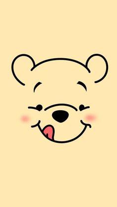 Winnie the Pooh Handy Wallpaper zum Thema Disney 55 . - Disney bilder - Winnie the Pooh Handy Wallpaper zum Thema Disney 55 . Disney Phone Wallpaper, Cartoon Wallpaper Iphone, Bear Wallpaper, Cute Wallpaper Backgrounds, Cute Cartoon Wallpapers, Trendy Wallpaper, Screen Wallpaper, Mobile Wallpaper, Happy Wallpaper