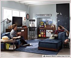 Game room ideas for teenagers teen game rooms small kid game room ideas home design outlet Teen Game Rooms, Teen Hangout Room, Small Finished Basements, Garage Game Rooms, Game Room Decor, Man Cave Home Bar, Diy Tv Stand, Entertainment Room, Boy Room