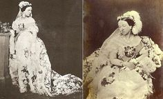Queen Victoria got married to Prince Albert on February 10, 1840 and instead of wearing her royal robes to the wedding, she preferred to wear a silk satin court dress in white color. The amazing dress was designed by Mrs. Bettans by making use of only the British materials. The satin silk of the fabulous gown came from Spitalfields in London whereas the English Honiton lace trim was created in Devon that employed more than 200 lace workers. It took around 8 months for the entire dress to be…