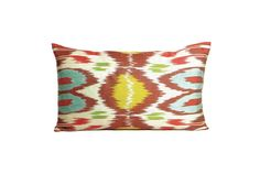 Vintage Textile Furniture Pillows & by MaterialRecovery on Etsy