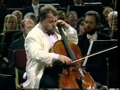 Heinrich Schiff, Dmitri Shostakovich Cello Concerto No. 1 in E-flat majo...