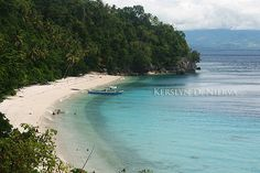 Canibad Beach Cove - the secluded paradise in Samal Island, Davao del Norte (Philippines)